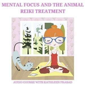 Mental Focus and the Animal Reiki Treatment Audio 300px