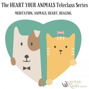 The HEART YOUR ANIMALS Teleclass Series