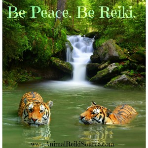 Be peace be reiki