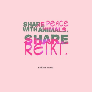 Share peace with Animals